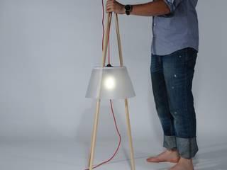 Lampe Faisceau:  de style  par Lebault Design