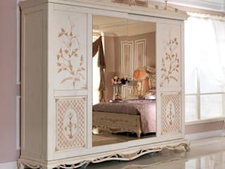 Sonmez Mobilya Avantgarde Boutique Modoko BedroomWardrobes & closets