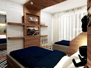 Nursery/kid's room by GN İÇ MİMARLIK OFİSİ,