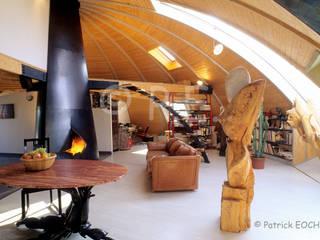 patrick eoche Photographie d'architecture ห้องนั่งเล่น