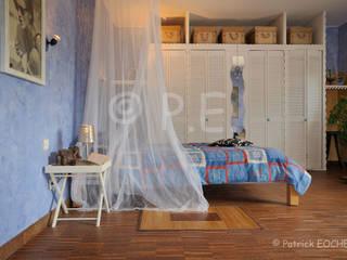 patrick eoche Photographie d'architecture ห้องนอน