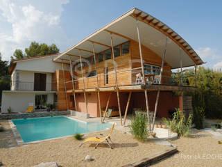 patrick eoche Photographie d'architecture บ้านและที่อยู่อาศัย