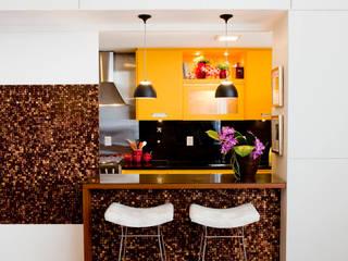 Küche von Asenne Arquitetura