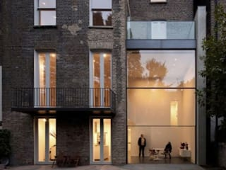 vitrocsa project - house in london :  Windows  by vitrocsa minimal