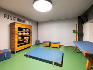 Sportomed Fitness - Mannheim - Deutschland:  Gastronomie von fifty fifty design