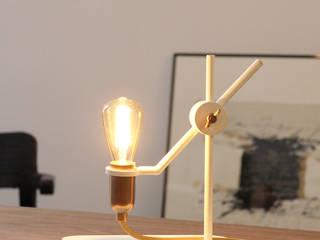 Lighten Up: modern  door Studio Jolanda van Goor, Modern
