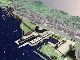 İZMİT - ECOLOGICAL COASTAL LINE : AN URBAN SURVIVAL​ by ON TASARIM LTD. ŞTi.