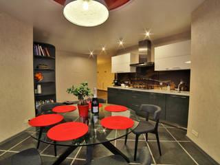 Modern Kitchen by Design Studio Irina Tsimbalist Modern