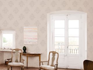 New Ceylan Wallpaper ref 4400021 di Paper Moon Rustico