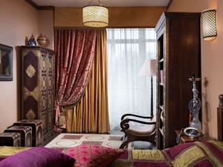 Квартира: Спальни в . Автор – Postformula