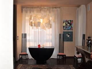 에클레틱 거실 by ALESSANDRO MANNELLI architetto 에클레틱 (Eclectic)