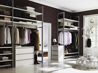 CARE MOBILIARIO MADRID,S.L. Eclectic style dressing rooms