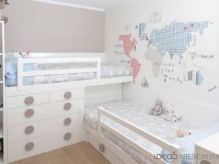 Habitaciones para niños de estilo mediterráneo de Ideas Interiorismo Exclusivo, SLU Mediterráneo