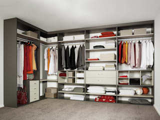 CARE MOBILIARIO MADRID,S.L. Modern dressing room