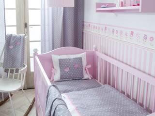 """Babybett """"Vögelchen"""":  Kinderzimmer von annette frank gmbh"""