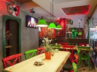 Dining room by NTG Mimarlık
