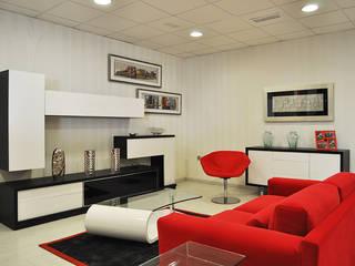 Salón de Diseño y Fabricación de Muebles Julián Muñoz Moderno