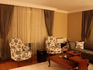 Living room by NTG Mimarlık