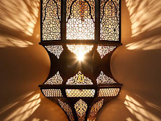 Items for Sale - Moroccan Wall Lights de Moroccan Bazaar Mediterráneo