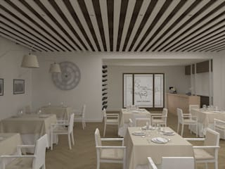Gastronomy by maps_architetti
