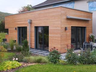 Modern houses by Armin Liebsch, Architekt + Stadtplaner Modern