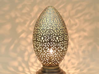 Items for Sale - Table Lamps por Moroccan Bazaar Mediterrâneo