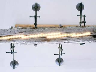 Compelling Reasons - Lichtskulptur hängend:   von deGroeger
