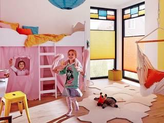 モダンデザインの 子供部屋 の Lasciati Tendare モダン
