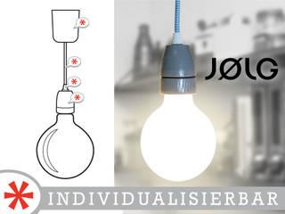 """Pendelleuchte """"Opal"""":   von JØLG Industrielampen"""