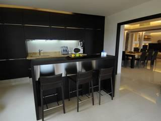 CARLO CHIAPPANI interior designer Cocinas de estilo mediterráneo