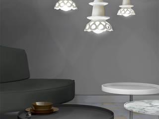 NENU od Grześkiewicz Design Studio Oświetlenie Nowoczesny