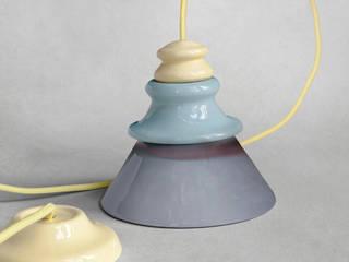 PADO: styl , w kategorii  zaprojektowany przez Grześkiewicz Design Studio Oświetlenie