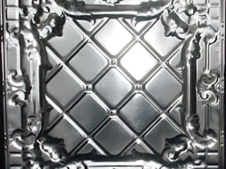 New Tin Ceiling Tiles od Tramps (UK) Ltd Industrialny