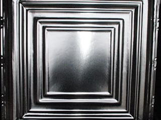 New Tin Ceiling Tiles od Tramps (UK) Ltd Nowoczesny