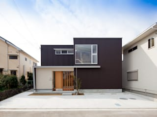 一級建築士事務所 想建築工房 Maisons modernes