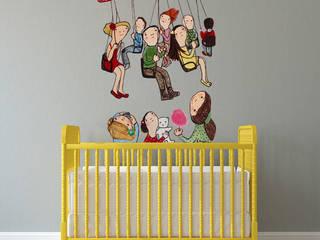 Nursery/kid's room by Chispum,