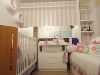 Cuartos infantiles de estilo clásico de Ésse Arquitetura e Interiores Clásico