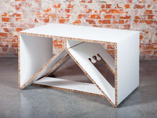 por CARDBOARD FURNITURE AND PROJECTS