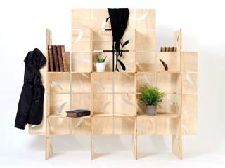 Paravent-étagère Motif-Design:  de style  par Motif-Design