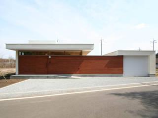 Casas de estilo minimalista de STUDIO POH Minimalista