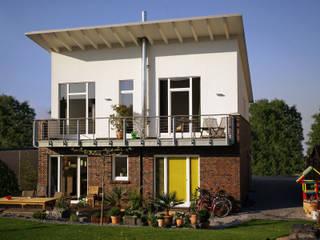 Doppelwandige Edelstahlschornsteine iKontor Moderne Häuser