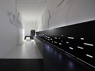 Media room by Rubén P. Bescós Architectural Photographer, Modern