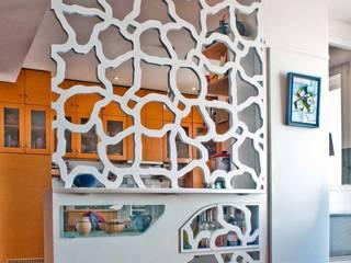 aménagement d'intérieur Salon original par Motif-Design Éclectique