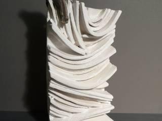Ceramique sculpture:  de style  par Lili Vialacres Matière d'Art