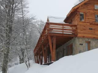 Aguirre Arquitectura Patagonica Casas de estilo clásico