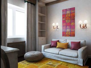 Colonial style bedroom by Частный дизайнер и декоратор Девятайкина Софья Colonial