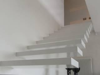 الممر الحديث، المدخل و الدرج من fferrarinirsm di ferrarini fabio حداثي