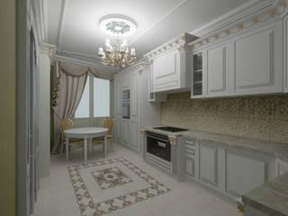 Кухни Кухня в классическом стиле от ООО ПрофЭксклюзив Студия дизайна интерьеров Классический