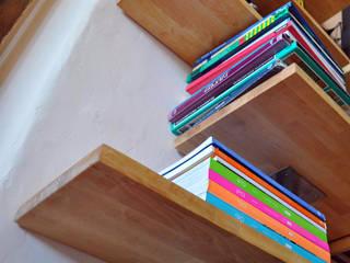Sposob na książki od CHOŁUJ DESIGN s.c. Nowoczesny