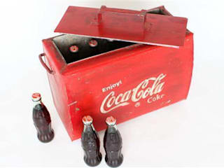 Vintage Coca Cola Cool-Box:   by Vintage Archive